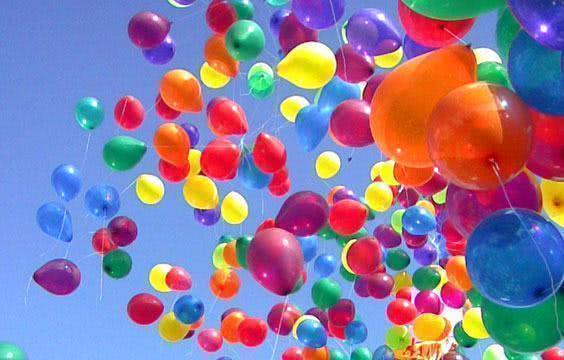 Sonhar com balão significado